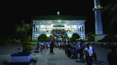 Pondok Pesantren Madani Malam Negeri 5 Menara