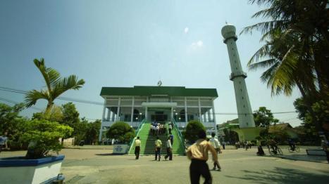 Pondok Pesantren Madani Siang Negeri 5 Menara