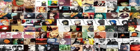 Foto Sampul Kronologi Facebook Keren Unik Naruto