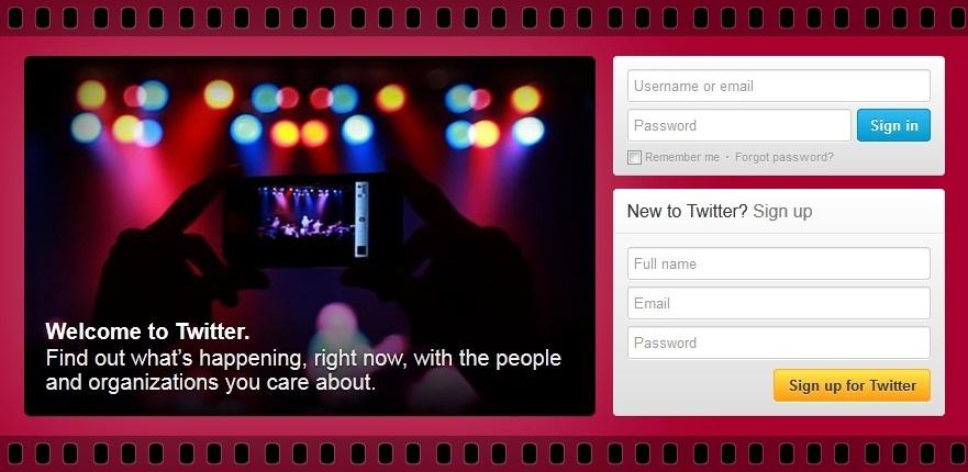 Sampul Keren Jejaring Sosial Twitter dan Facebook