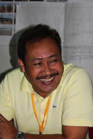 Ir H Bambang Poerwono MBA