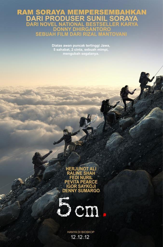 Kejanggalan Fatal Scene Film 5 Cm Dwiki Setiyawans Blog