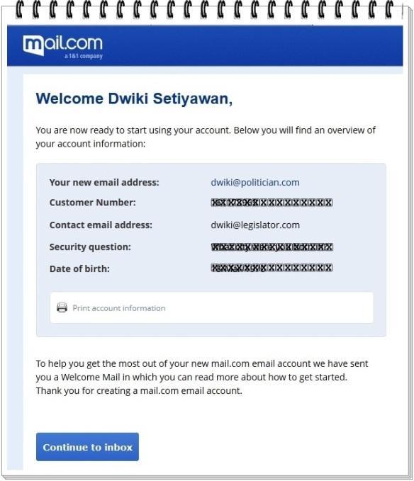 email-cantik-dwiki-setiyawan-politisi-politician-dot-com