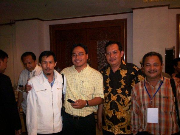 Veteran Tim Sukses Anas Urbaningrum di Munas KAHMI 2009
