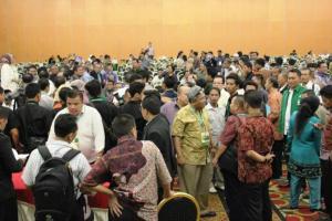 Munas IX KAHMI Hotel Labersa Pekanbaru Riau