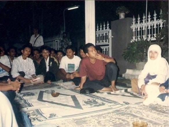Rumah Aktivis Kelompok Studi Mangkubumen KSM Solo