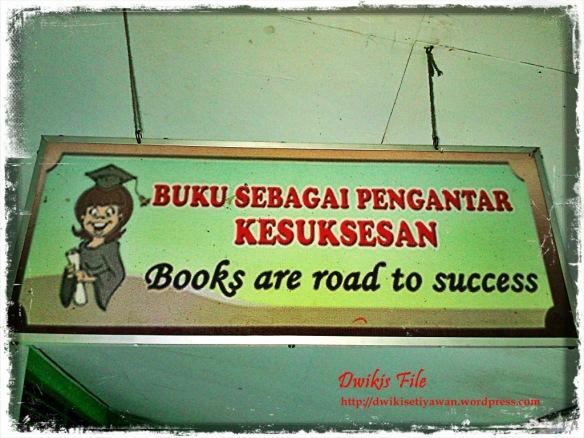 Buku Sebagai Pengantar Kesuksesan