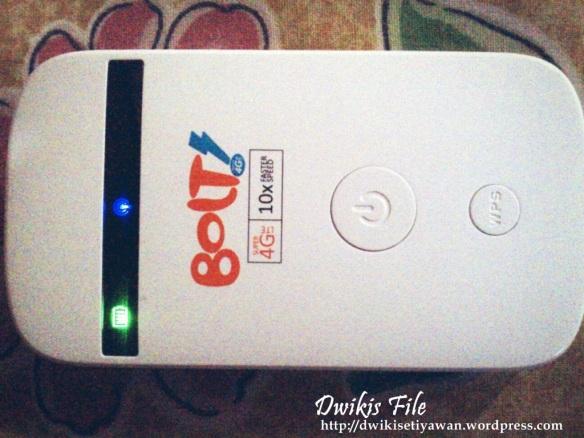 Kecepatan Internet Ngebut Bolt Super 4G