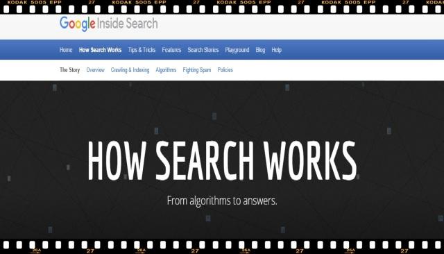 Memahami Perilaku dan Cara Bekerja Mesin Pencari Google