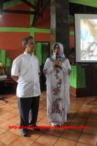 Lely Pelitasari Soebekty dan Muhammad Saad